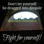 1 fight for yourself