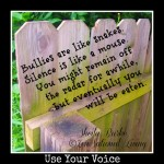 1 use your voice