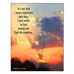 16x20_poster_quotfind_the_sunshinequot