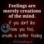 2 create better feelings