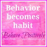 2 positive behavior