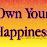 8 own your happiness