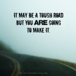 tough road